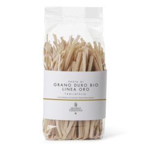 Tagliatelle Grano duro biologico italiano 500 gr
